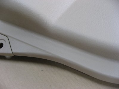 画像2: ■施工例■ ゼロクラウン シートベルトバックルによるドアパネル傷の補修